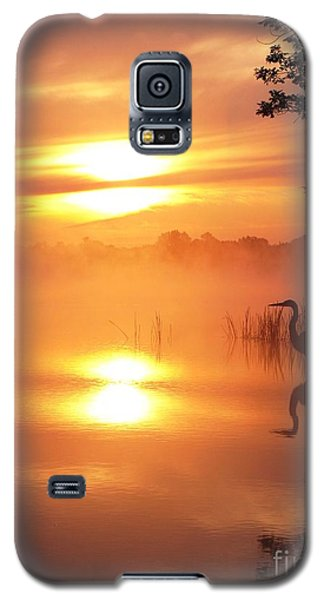 Heron Collection 2 Galaxy S5 Case by Melissa Stoudt