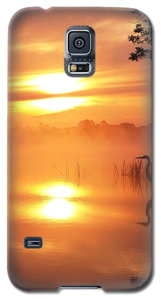 Heron Collection 2 Galaxy S5 Case