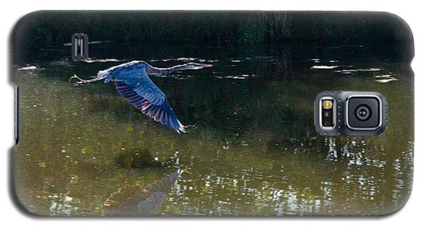 Heron Flight Galaxy S5 Case
