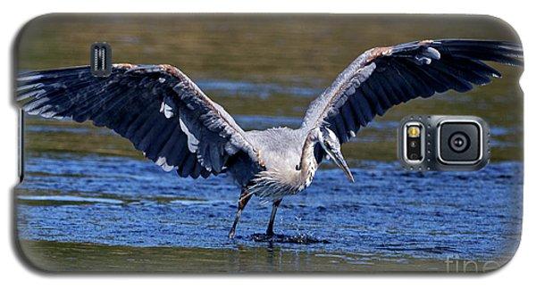 Heron Full Spread Galaxy S5 Case