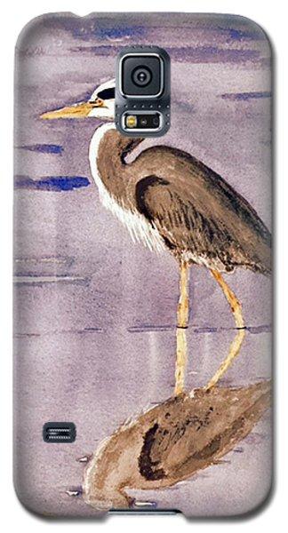 Heron No. 2 Galaxy S5 Case