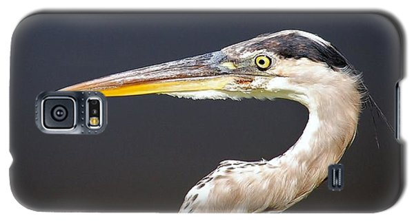 Heron Profile Galaxy S5 Case