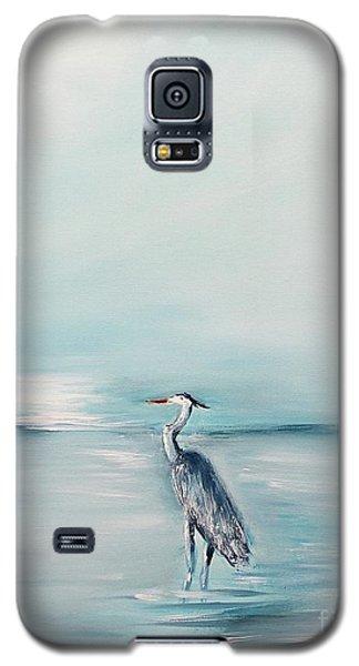 Heron Silence Galaxy S5 Case