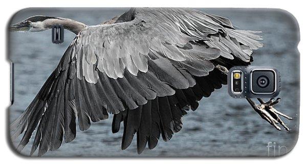 Herons Flight Galaxy S5 Case