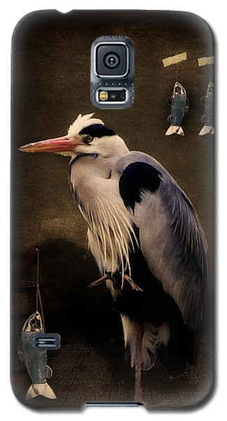 Heron's Home Galaxy S5 Case