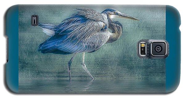 Heron's Pool Galaxy S5 Case by Brian Tarr