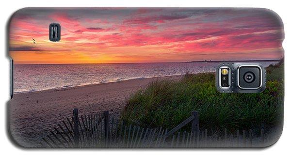 Herring Cove Beach Sunset Galaxy S5 Case