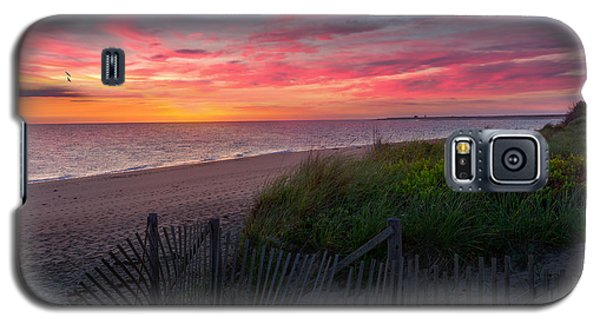 Herring Cove Beach Sunset Galaxy S5 Case