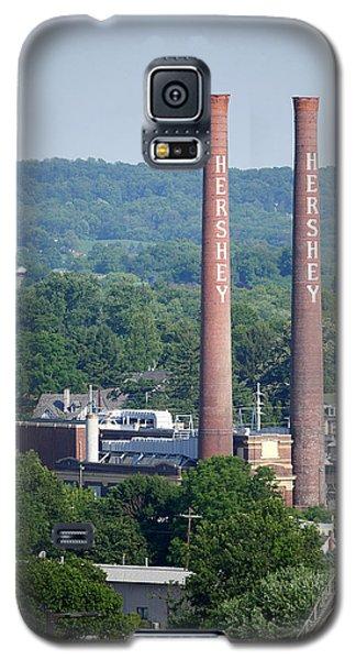 Hershey Smokestacks Galaxy S5 Case
