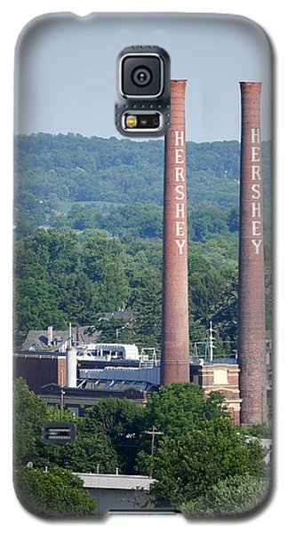 Hershey Smokestacks Galaxy S5 Case