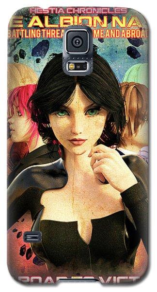Hestia Chronicles Galaxy S5 Case