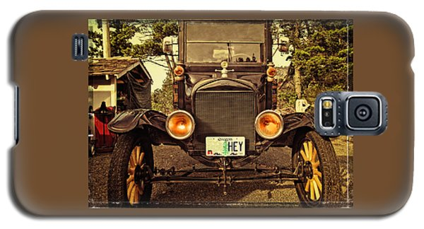 Hey A Model T Ford Truck Galaxy S5 Case