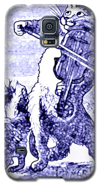 Hey Diddle Diddle The Cat And The Fiddle Nursery Rhyme Galaxy S5 Case