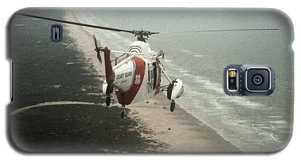 Hh-52a Beach Patrol Galaxy S5 Case