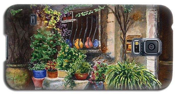Hidden Courtyard Galaxy S5 Case