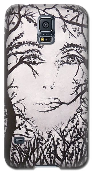 Hidden Face Galaxy S5 Case