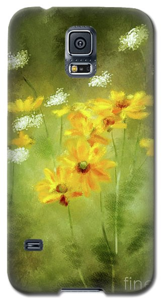 Galaxy S5 Case featuring the digital art Hidden Gems by Lois Bryan