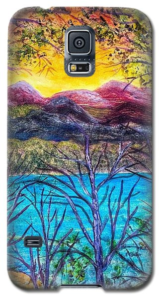 Hidden Lake Galaxy S5 Case