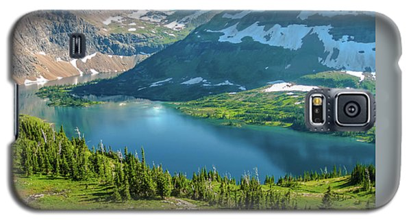 Hidden Lake Glacier National Park Galaxy S5 Case