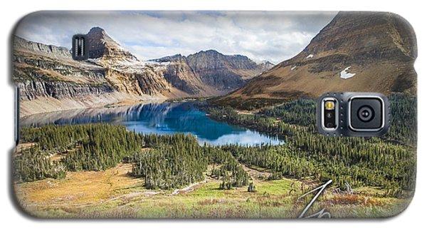 Galaxy S5 Case featuring the photograph Hidden Lake by Jason Naudi