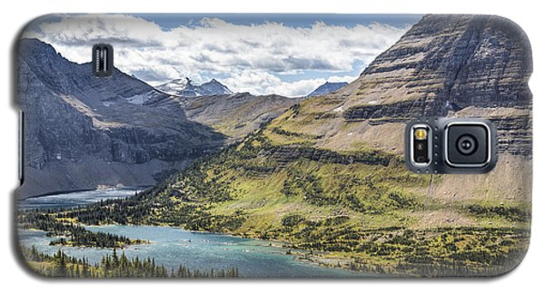 Hidden Lake Overlook Galaxy S5 Case