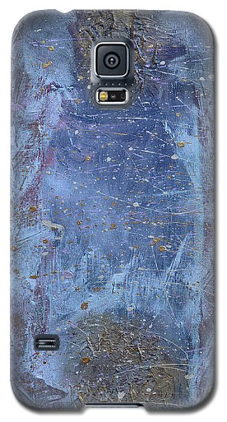 Galaxy S5 Case featuring the painting Hidden Reality by Theresa Kennedy DuPay