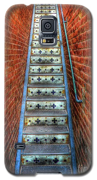 Hidden Stairway In Old Bisbee Arizona Galaxy S5 Case