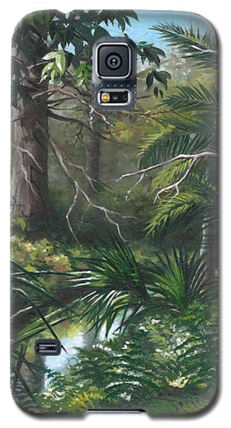 Hidden Stream At Lowry Park Galaxy S5 Case
