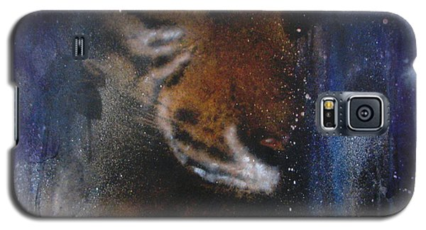 Hidden Tiger Galaxy S5 Case