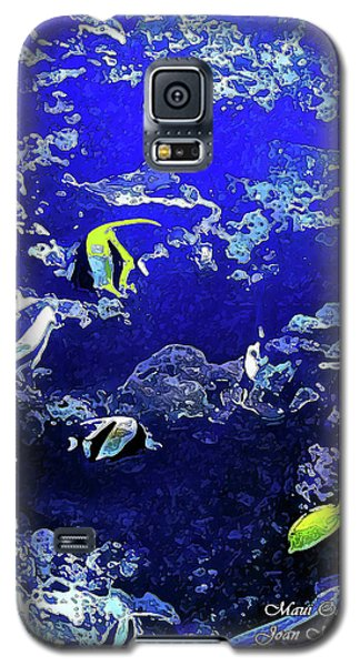 Hiding Fish Galaxy S5 Case