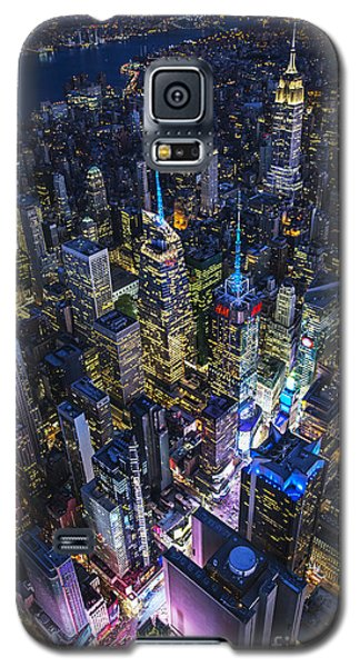 High Above The City Galaxy S5 Case