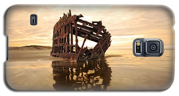 High And Dry, The Peter Iredale Galaxy S5 Case