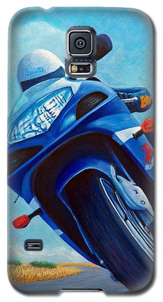 High Desert Pass - Suzuki Gsxr1000 Galaxy S5 Case
