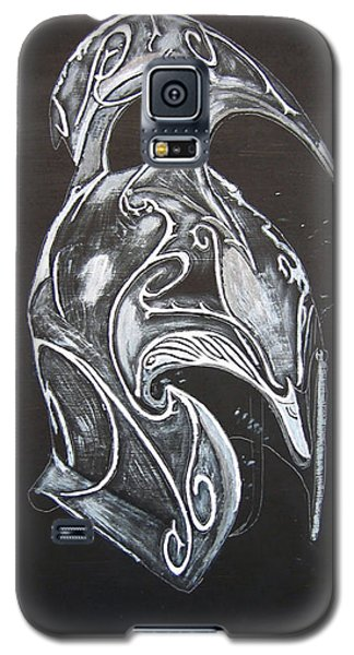 High Elven Warrior Helmet Galaxy S5 Case