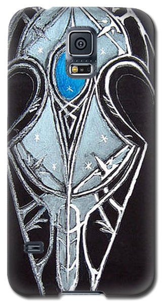 High Elven Warrior Shield  Galaxy S5 Case