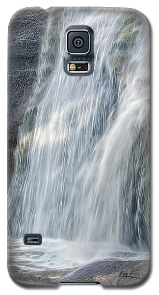 Galaxy S5 Case featuring the photograph High Falls Three by Steven Richardson