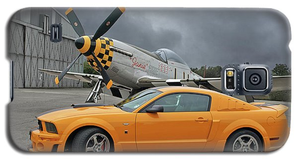 High Flyers - Mustang And P51 Galaxy S5 Case