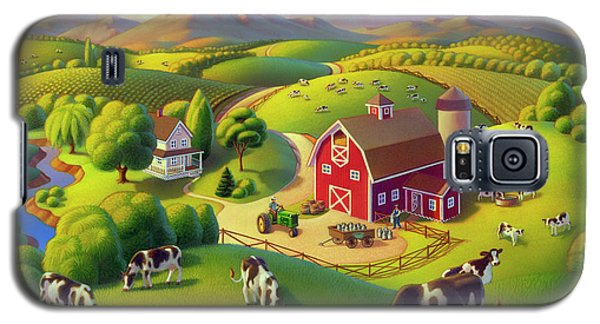 High Meadow Farm  Galaxy S5 Case