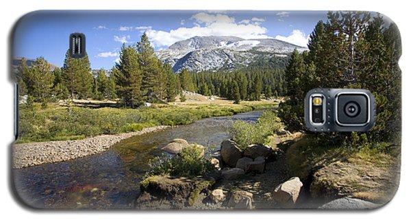 High Sierras Stream Galaxy S5 Case
