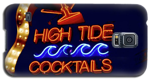 High Tide Cocktails Galaxy S5 Case
