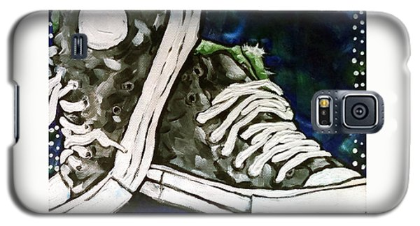 High Top Heaven Galaxy S5 Case by Jackie Carpenter