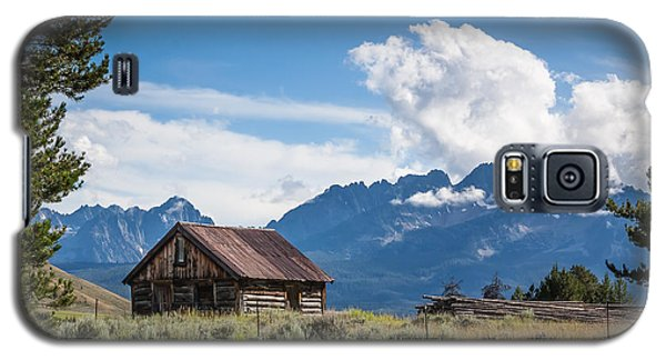 High Valley Cabin 2 Galaxy S5 Case