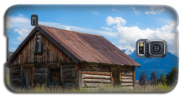 High Valley Cabin Galaxy S5 Case
