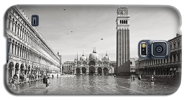 High Water In S.marco Square Galaxy S5 Case