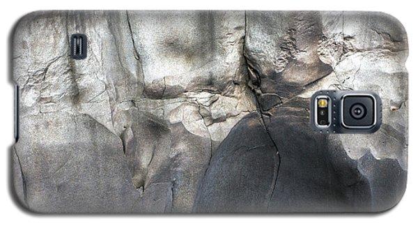 High Water Mark Rock Art By Kaylyn Franks Galaxy S5 Case