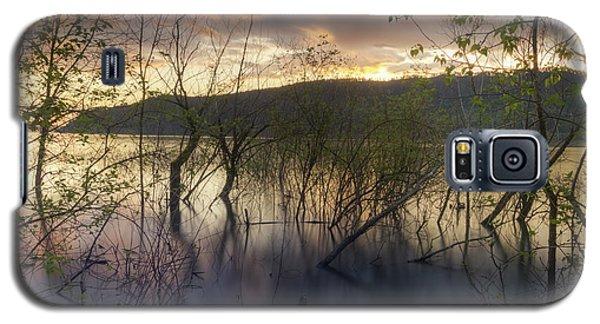 High Water Sunset Galaxy S5 Case