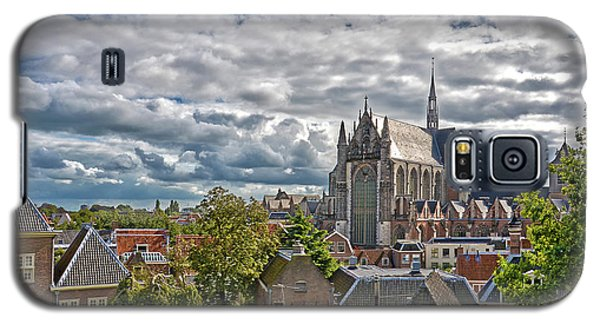 Highland Church Seen From Leiden Castle Galaxy S5 Case