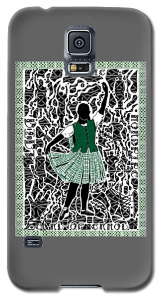 Highland Dancing Galaxy S5 Case