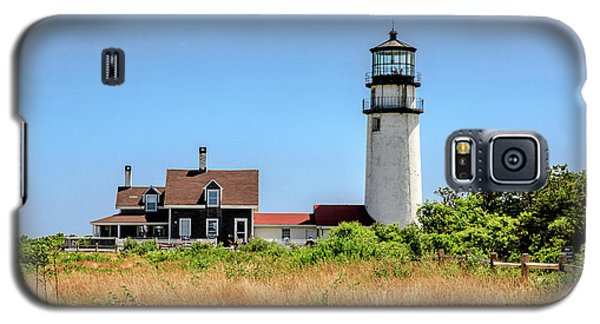 Galaxy S5 Case featuring the photograph Highland Light - Cape Cod by Peter Ciro