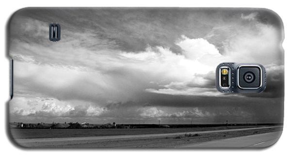 Galaxy S5 Case featuring the photograph Highway 5 Clouds by John Norman Stewart